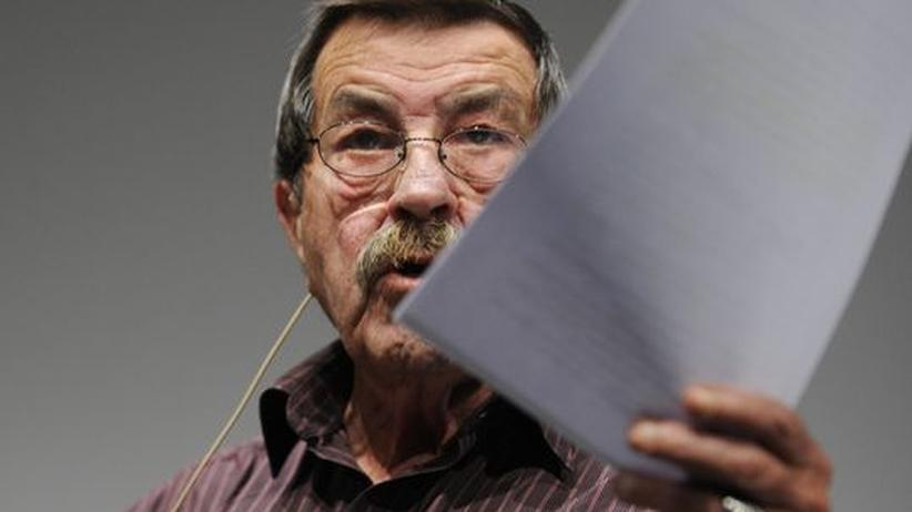 Grass-Gedicht: Günter Grass