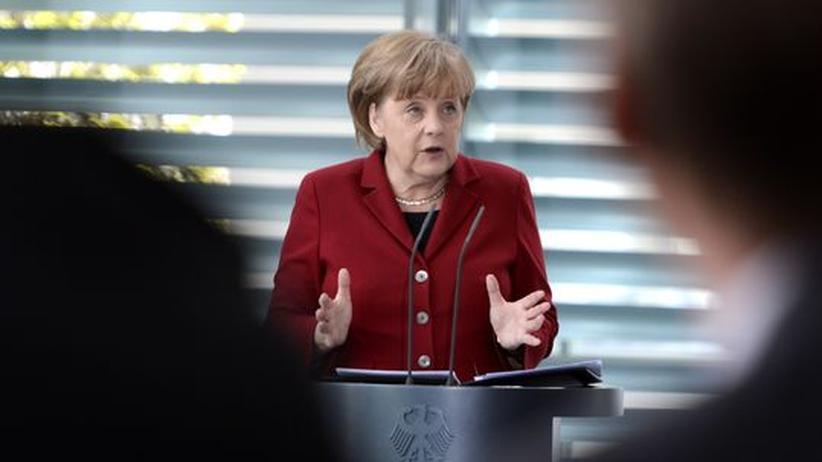 EU-Fiskalpakt: Merkel wehrt Hollandes Forderungen ab