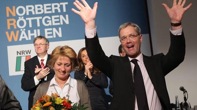 NRW-Landtagswahl: CDU kürt Röttgen zum Spitzenkandidaten