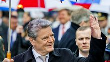 Joachim Gauck in Breda