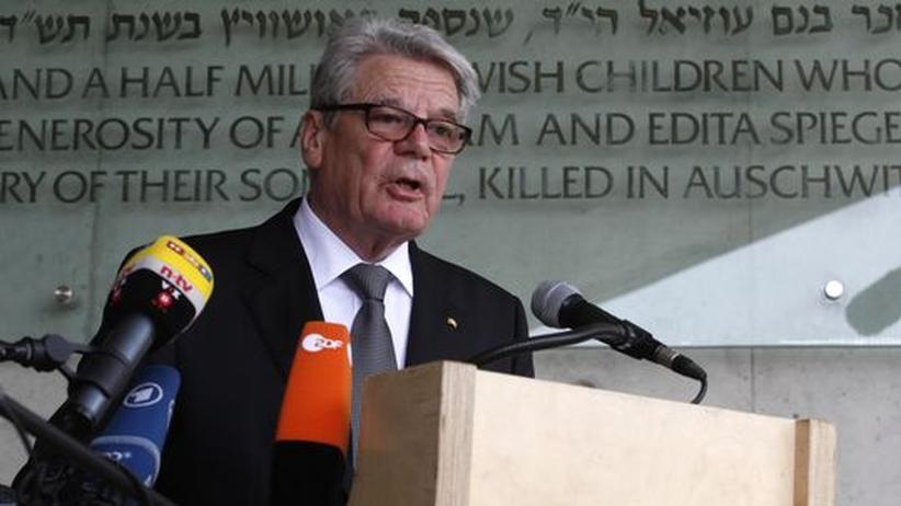 """Presseschau: """"Gauck hat das Richtige gesagt, aber nicht genug"""""""