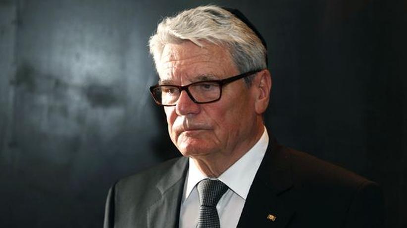 Nahost-Reise: Gauck verlangt von Israel Zeichen in der Siedlungspolitik