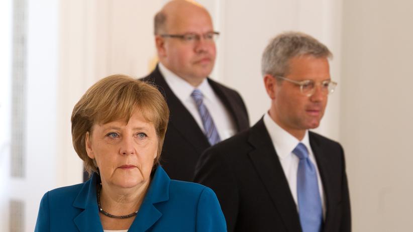 Kabinettsumbildung: Röttgen und Altmaier – ein politisches Beziehungsdrama