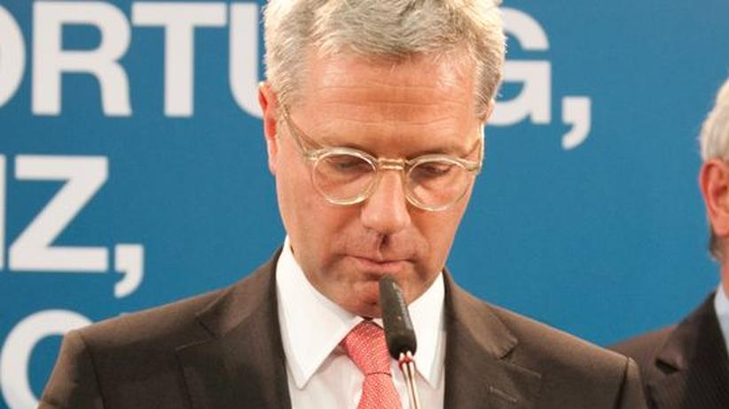 NRW-Wahl: Röttgen gibt nach bitterer Niederlage auf
