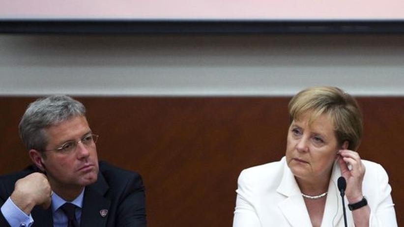 Umweltminister: Streit mit Merkel löste Röttgens Rauswurf aus