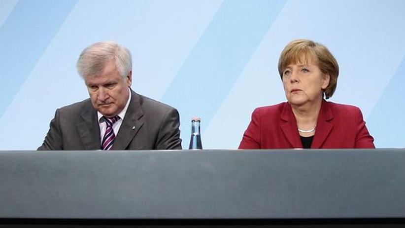 Energiegipfel: Seehofer droht Merkel mit Alleingang beim Thema Energie