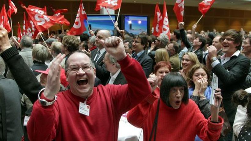 NRW-Landtagswahl: Mehrheit für Rot-Grün – Debakel für die CDU