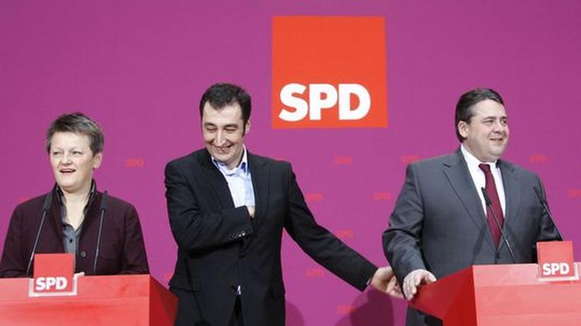 Sonntagsfrage: FDP knapp an der Fünf-Prozent-Hürde