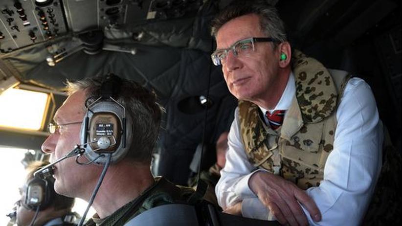 Nato-Gipfel: Wir führen, das weiß jeder