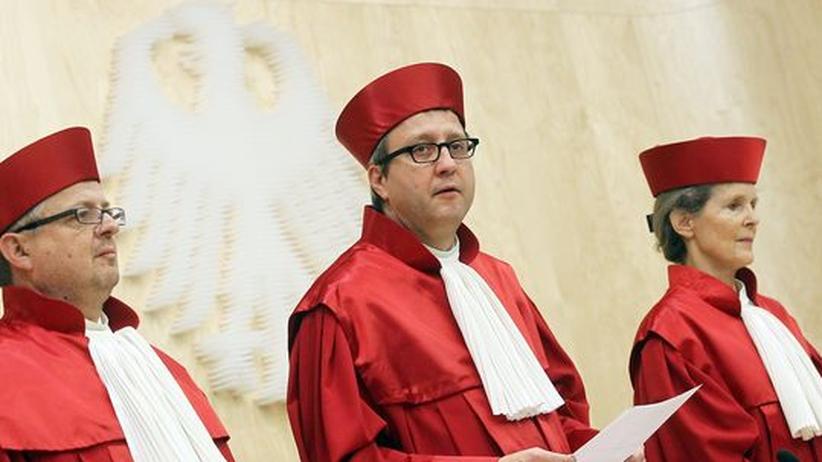 Bundesverfassungsgericht: Voßkuhle rügt Parteien wegen Wahlrecht
