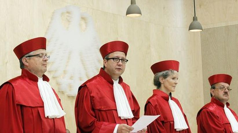 Urteil: Verfassungsgericht stärkt Bundestag bei Euro-Hilfen