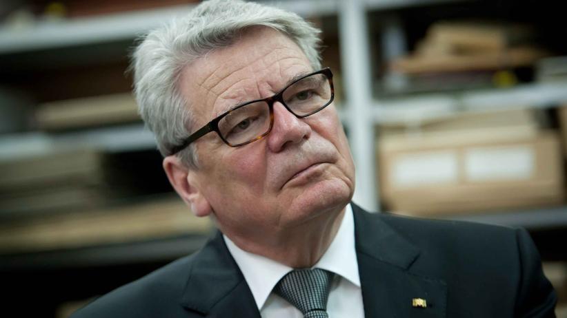 "Joachim Gauck: ""Meine Seele hat Narben"""