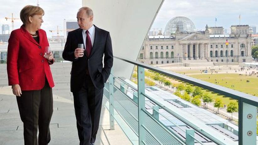Staatsbesuch: Putin wehrt sich gegen Militäreinsatz in Syrien
