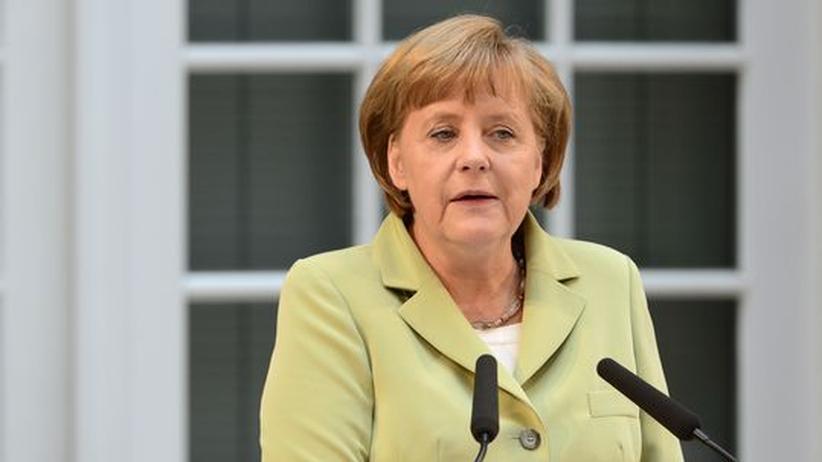 Staatsfinanzen: Merkels zögerliches Krisenmanagement ist sinnvoll
