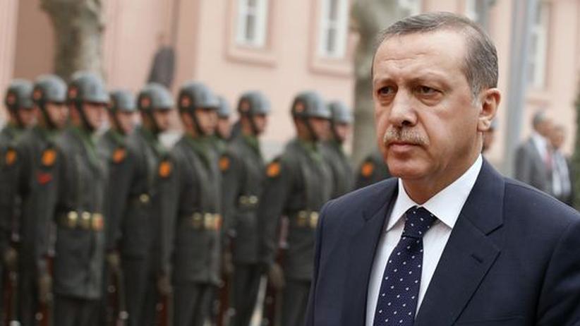 Türkei: Erdoğan droht Syrien mit militärischen Mitteln