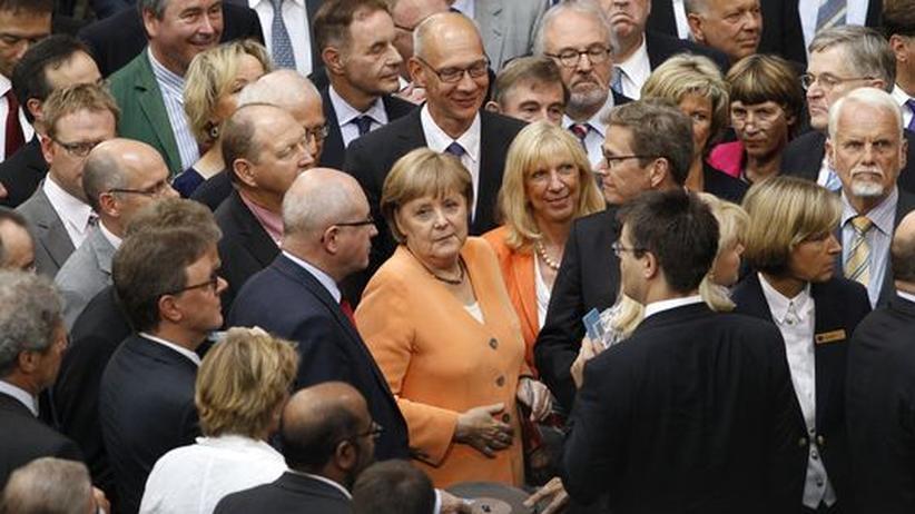 Spanische Banken: Bundestag stimmt mit großer Mehrheit für Milliardenhilfe