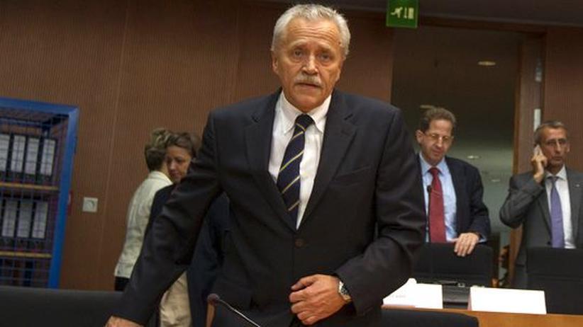 Verfassungsschutz: Der Amtschef, der nichts wusste