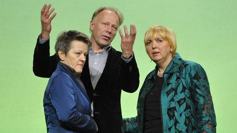 Bundestagswahl 2013: Grünen-Politiker fordern Verzicht auf Spitzenkandidaten