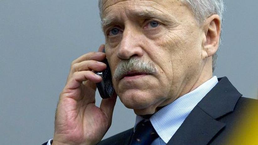 Heinz Fromm: Der oberste Agent ist gescheitert