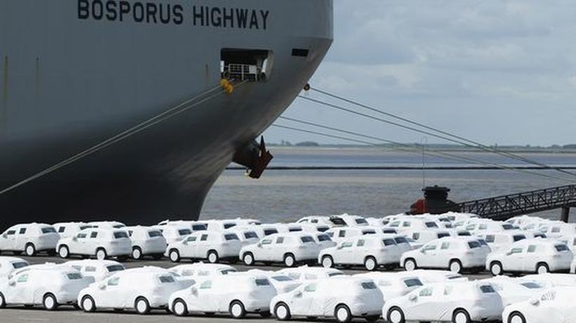 Währungsfonds-Bericht: IWF hält Deutschlands Exportstärke für riskant