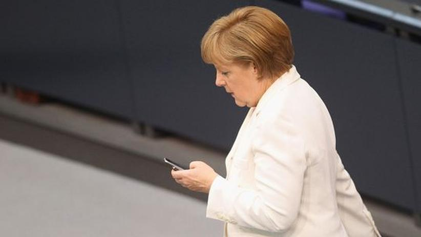 Euro-Krise: Merkels kritische Phase