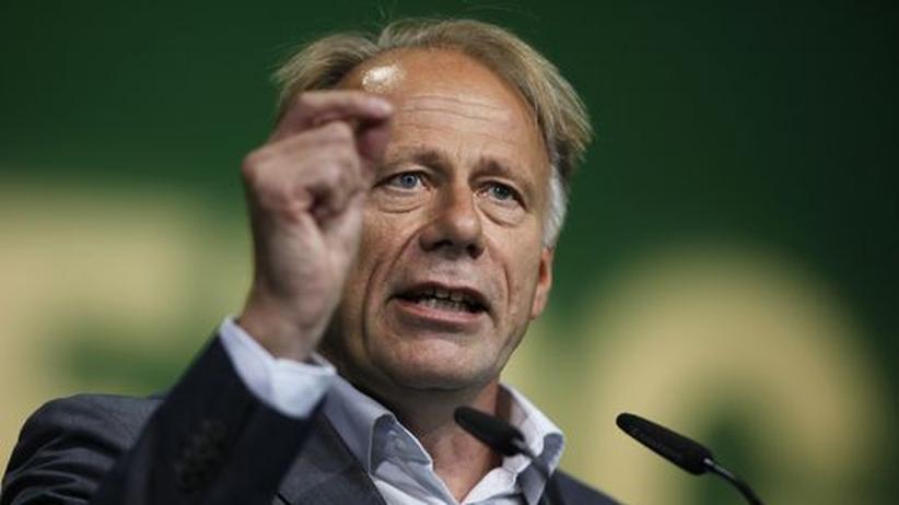 Bundestagswahl 2013: Trittin möchte Spitzenkandidat der Grünen sein