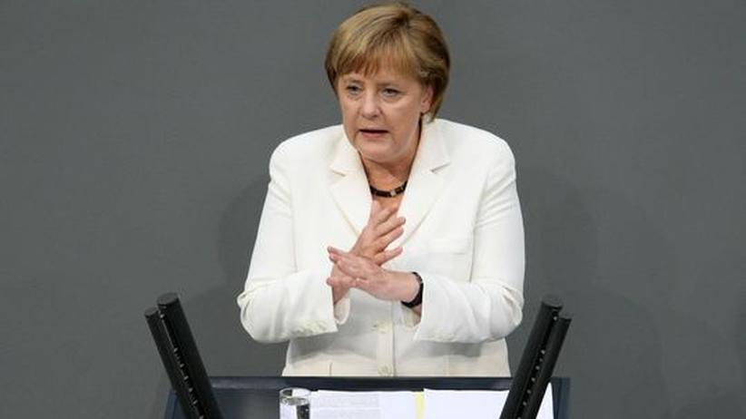 SPD-Reformvorschlag: Bundestag soll Kanzlerin alle sechs Wochen befragen dürfen