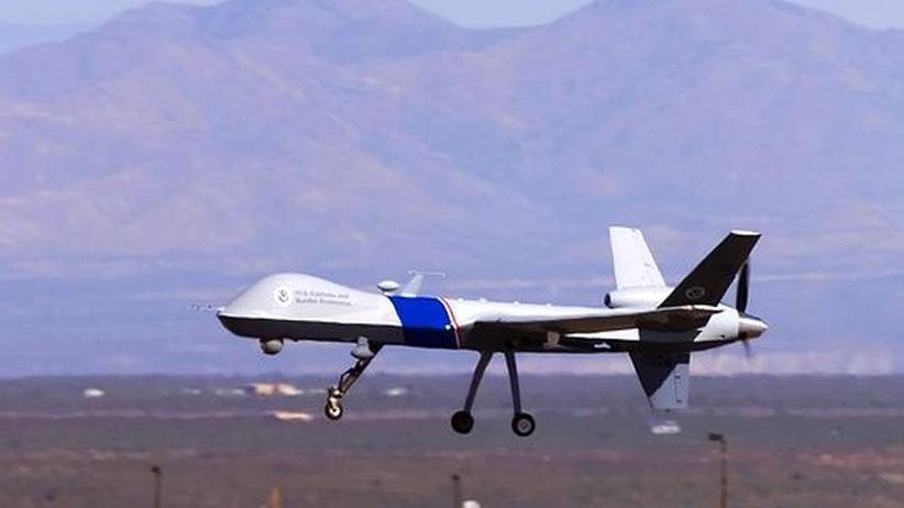 Bundeswehr-Luftwaffe: Bundeswehr will bewaffnete Drohnen kaufen