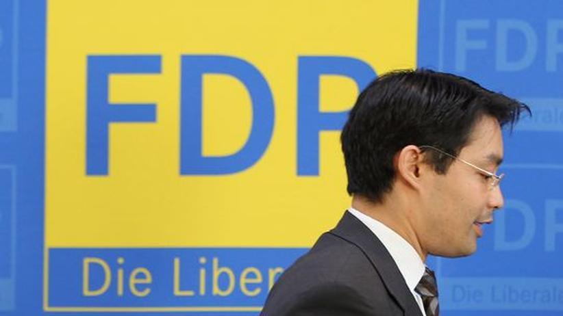 Liberale: Wann stürzt der FDP-Chef Philipp Rösler?