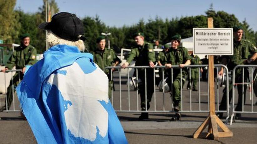 Abrüstung: US-Atombomben bleiben in Deutschland