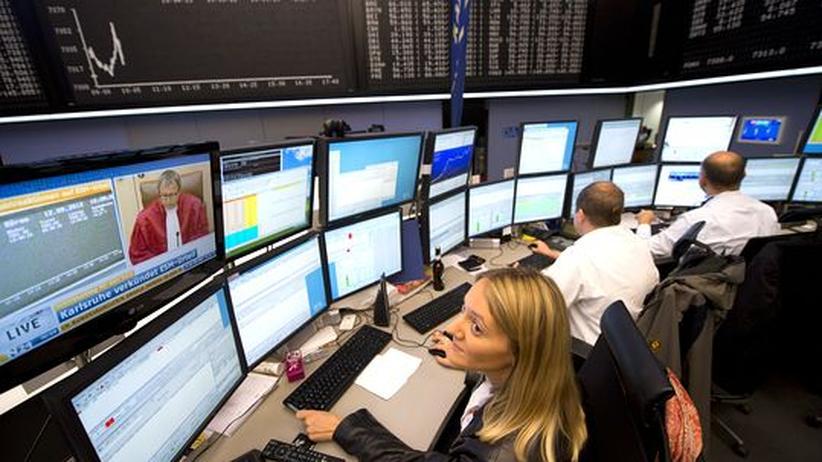 Hochfrequenzhandel: Regierung schränkt Blitzgeschäfte an der Börse ein