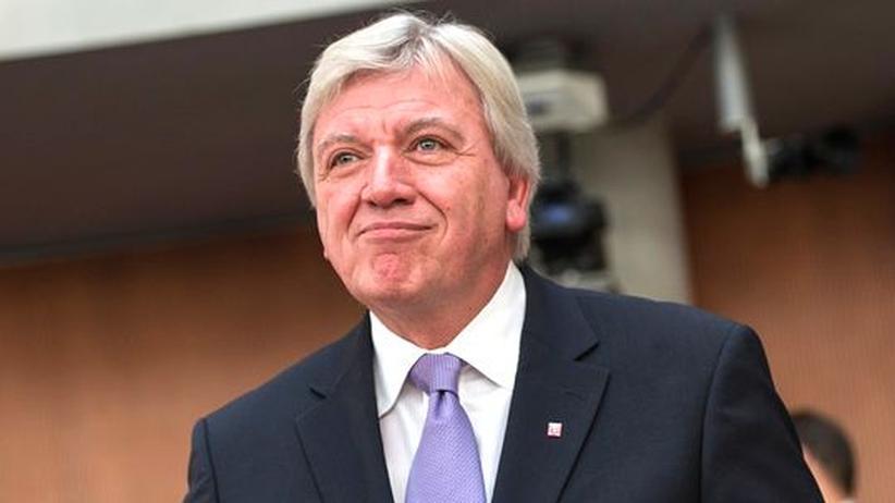 NSU-Ausschuss: Bouffier will Neonazi-Ermittlungen nicht behindert haben