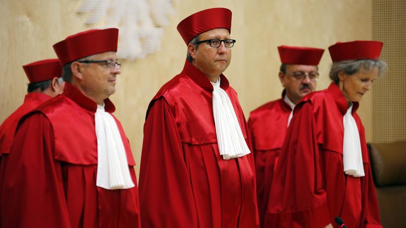 Euro-Krise: Verfassungsgericht akzeptiert ESM unter Vorbehalt