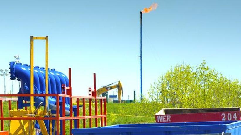 Gasförderung: NRW untersagt Fracking-Bohrungen