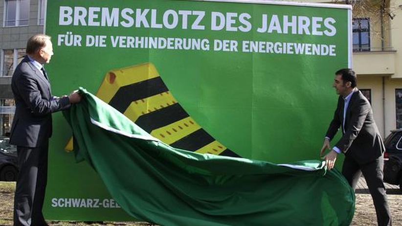 """""""Grüne Diktatur"""": Jürgen Trittin und Cem Özdemir machen Politik"""