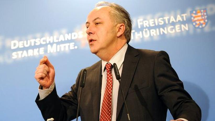 Thüringen: Machnig sieht Bedarf von einer Billion Euro für Ostdeutschland