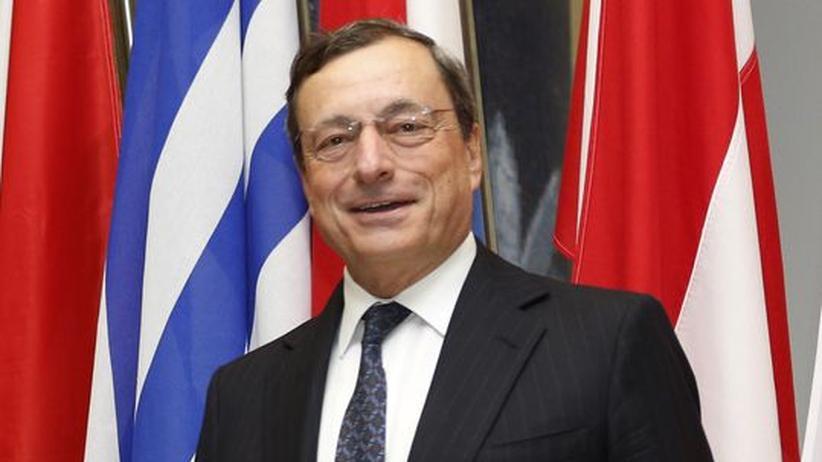 Notenbank: Draghi will geheime EZB-Protokolle freigeben