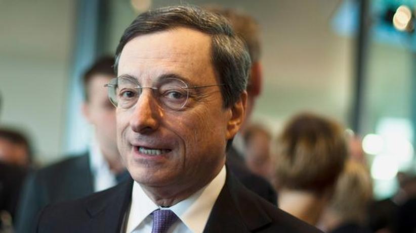 Euro-Krise: Draghi kündigt unbegrenzte Anleihenkäufe an
