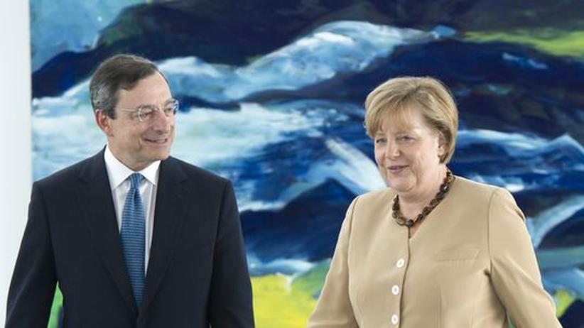 Europäische Zentralbank: Draghis Autonomie ist undemokratisch