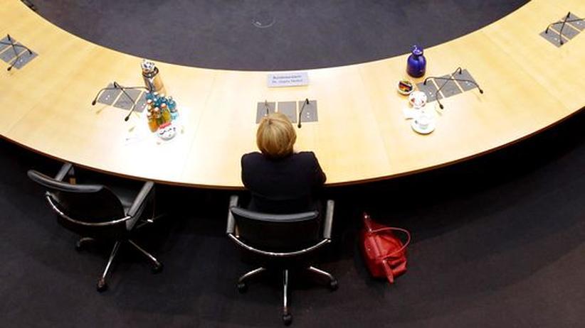 Untersuchungsausschuss: Merkels zwei Gorleben-Probleme
