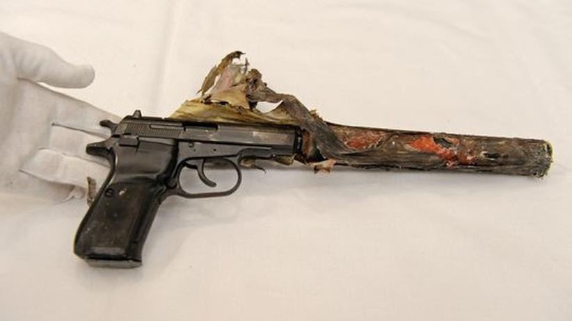 """NSU-Ausschuss: """"Es war unmöglich, jeder einzelnen Waffe nachzulaufen"""""""