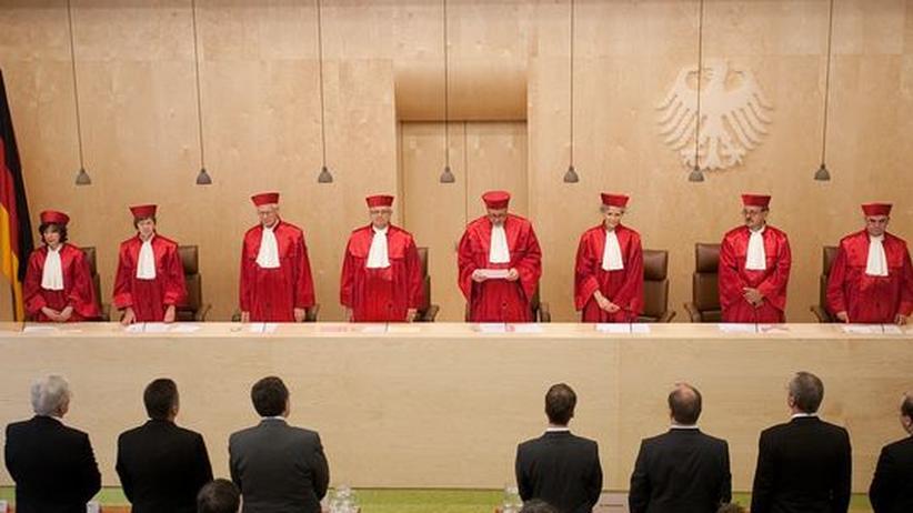 ESM-Urteil: Verfassungsrichter entscheiden über Euro-Rettung