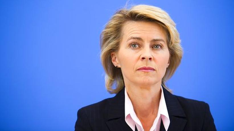 Zuschussrente: Bundesarbeitsministerin Ursula von der Leyen (CDU)
