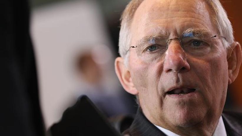 Schäuble wird 70: Der Babba, der Wolf, der Schäuble