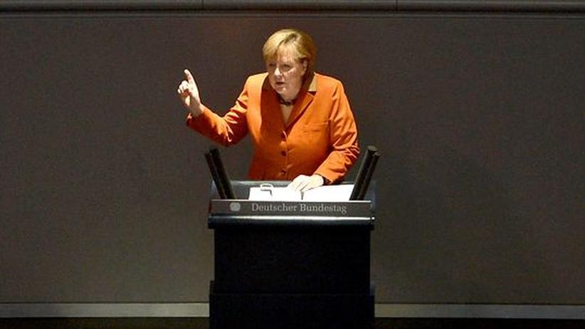 Euro-Rettung: Merkel beklagt Schneckentempo in Griechenland