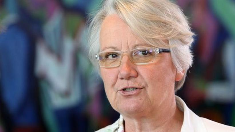Plagiatsverdacht: Bundesbildungsministerin Annette Schavan (CDU)