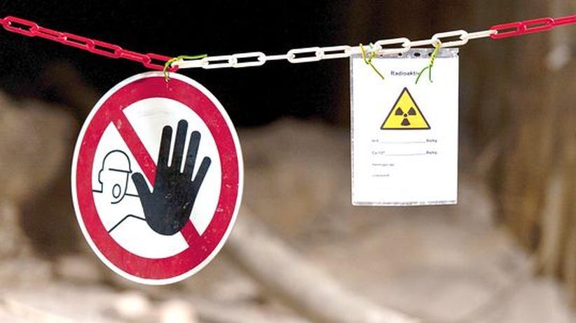 Salzbergwerk: Asse als Lager für Atommüll völlig ungeeignet