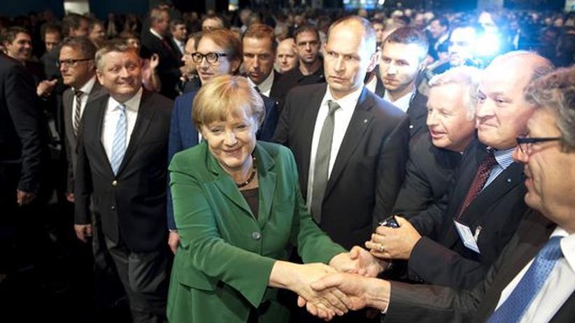 Parteitag: Plötzlich mag die CSU Europa wieder