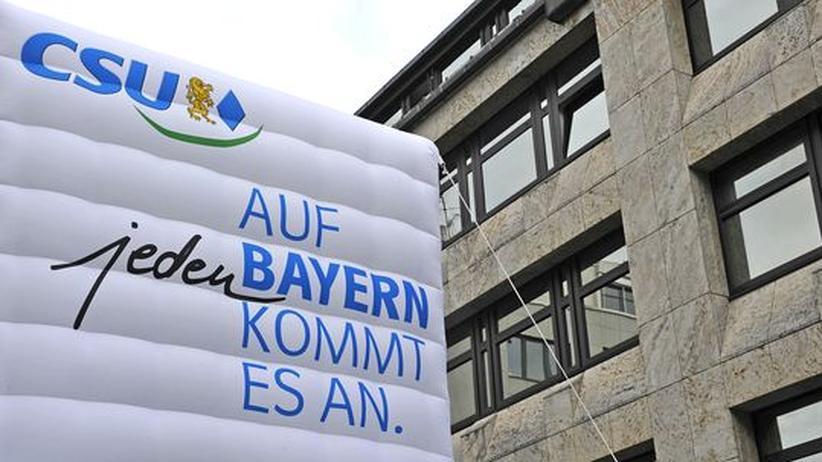 Einflussnahme: CSU wollte ZDF-Bericht über SPD verhindern