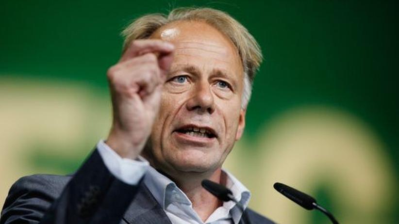 Koalitionsaussage: Trittin schließt Schwarz-Grün aus
